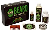 Ultimate Beard Growers Kit (Best Complete Beard Gift Set) Super SALE! 50% off this men's gift set. Naturally faster beard growth in every kit.