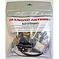 Diamond K515SNMO Luggage Rack Mount for Antennas w/NMO base