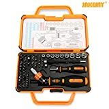 Jakemy JM-6111 69 in 1 Household Double ratchet screwdriver set Household, Mobile, Cellphone, Tablet, Laptop, Electronics