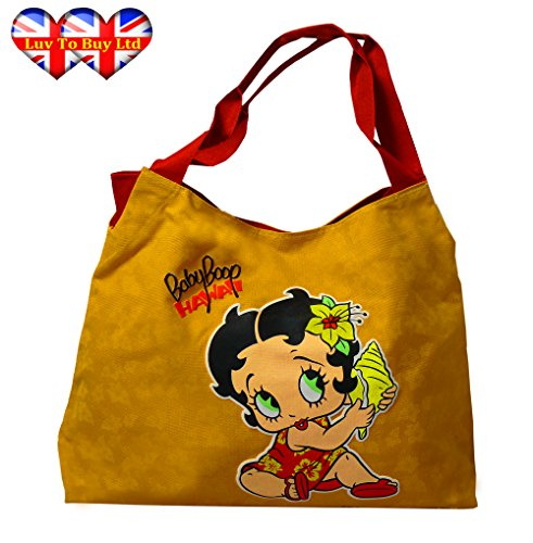 Gorgeous Betty Boop Beach Bag For Ladies & Girls! Official Licensed Beach Bag(21
