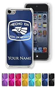 Case/Cover for iPhone 5C - HECHO EN ESTADO DE MEXICO - Personalized for FREE (Click the CONTACT SELLER link after purchase and send a message with your case color and engraving request)