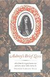img - for Aubrey's Brief Lives (Nonpareil Book) by John Aubrey (2015-02-01) book / textbook / text book