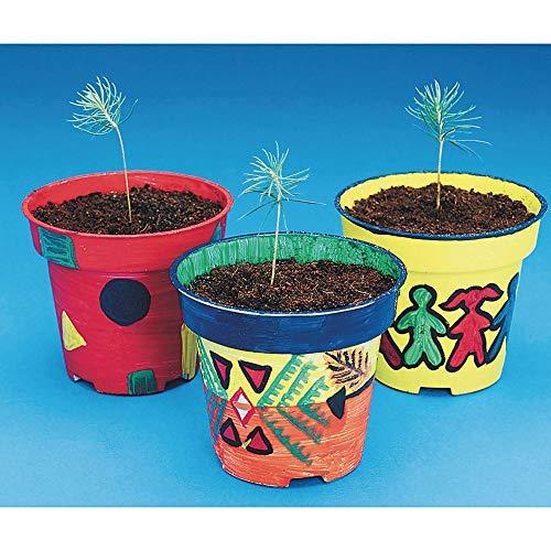 (Pine Tree Planter Craft Kit (Pack of 50))