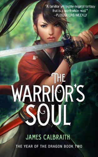 book cover of The Warrior\'s Soul