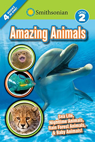 - Smithsonian Readers: Amazing Animals Level 2 (Smithsonian Leveled Readers)