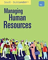 Managing Human Resources, 16th Edition Front Cover