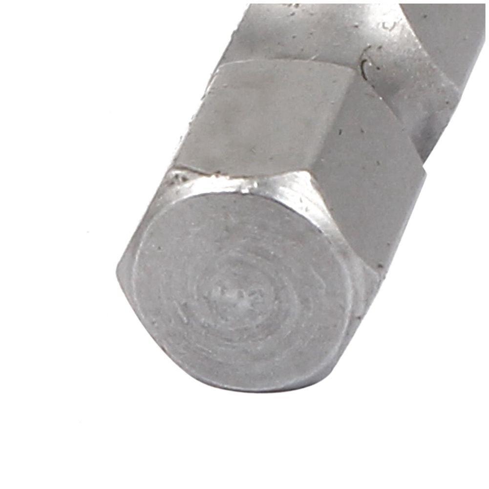 10 Pcs 50mm Long S1 2.5mm Square Tip Magnetic Screwdriver Bit TOOGOO R