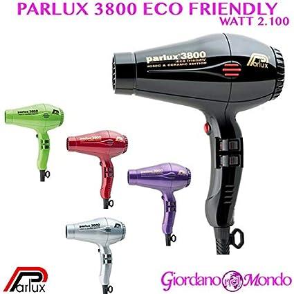 PHON 3800 I&C - Secador de pelo Parlux 2100 W profesional para peluquería