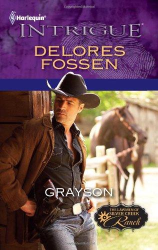 book cover of Grayson