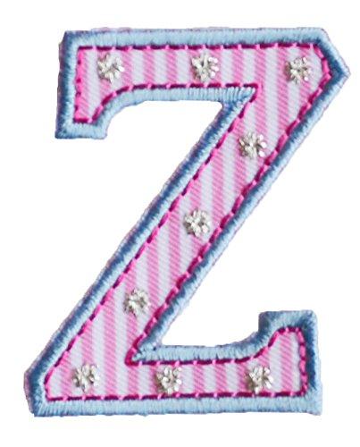 5 letras 5cm TrickyBoo puntadas bordados batas termoadhesivo bolsos bordadoras jeans personalizado maletas decorar grupos iniciales diferentes mochilas ...