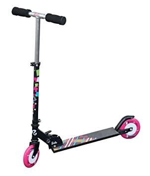 Barbie Fabulous - Patinete Infantil (125 mm), Color Rosa ...