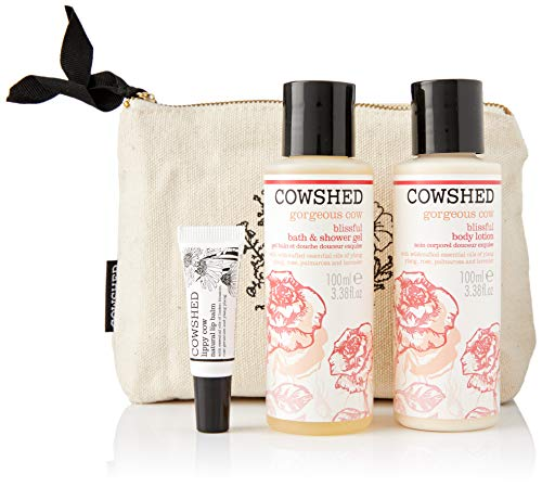 Cowshed Gorgeous Essentials Set for Women, 4 Count