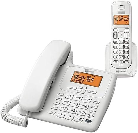 ZXL Teléfono Fijo Vintage inalámbrico inalámbrico Fijo Fijo teléfono Fijo (Color: Blanco, tamaño: Estilo B): Amazon.es: Hogar