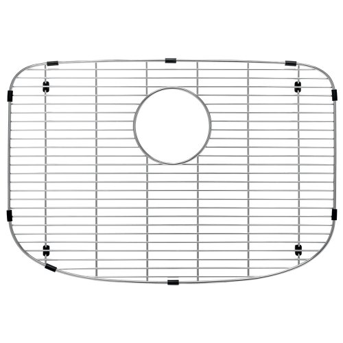 Blanco 230692 Sink Grid for One Single Bowl Kitchen Sink, Medium, Stainless Steel by Blanco