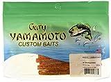 Yamamoto 9-10-196 Senko, 5-Inch, 10-PackPum-Packin, Org/Black Green