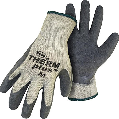 (Boss Gloves 8435S Small Mens Therm Plus String Knit Gloves )