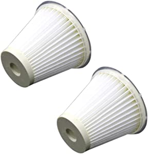 Replacement Vacuum Filter Compatible with Black&Decker VF100 Cyclonic Action DustBusters-2 Pack