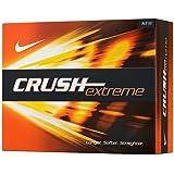 Nike Golf Crush Extreme Golf Balls, White