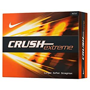 Nike Golf Crush Extreme Golf Balls, White