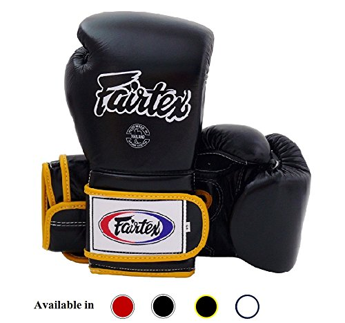 Twins Boxing Gloves 10oz Yellow - 7