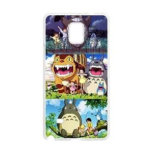Samsung Galaxy Note 4 Phone Case My Neighbour Totoro Nv4103