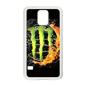 Monster Energy For Samsung Galaxy S5 I9600 Csae protection phone Case ER977217