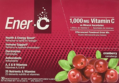 Oxford Cranberry (Ener-C Vitamin Drink Mix, Cranberry, 30 Count by Ener-C)