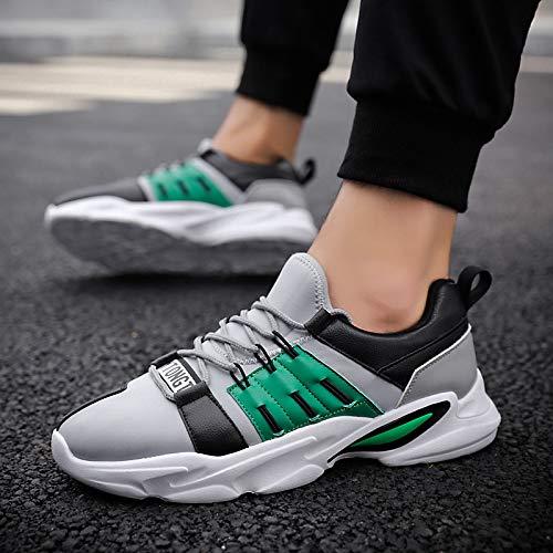 Light Courir Non Respirant Tendance Single Slip Chaussures Loisir Hommes Net Chaussures Chaussures NANXIEHO Chaussures Damping Sport aOqzYp