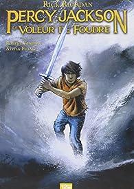 Percy Jackson, Tome 1 : Le voleur de foudre (BD) par Robert Venditti