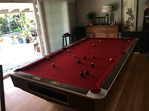 Amazoncom Murrey Pro Series Feet Pool Table Color Aztec - Murrey billiard table