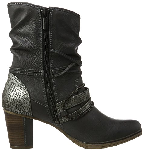 Mustang 1199-506-259, Bottes Femme Gris (Graphit)