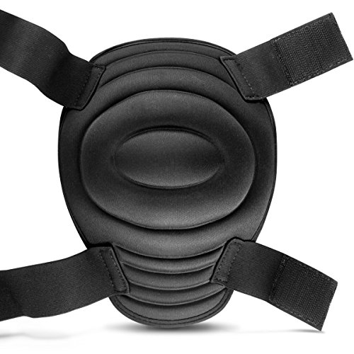 Gardening Knee Pads Metric USA Comfortable Breathable Garden Knee Pads Water Resistant Padded Knee Caps Soft Extra Long Straps that provide for a Custom Fit PROTECT YOUR KNEES