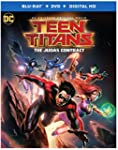 Teen Titans: Judas Contract Blu ray + DVD + UltraViolet Combo