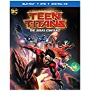 Teen Titans: Judas Contract (Blu-ray + DVD + UltraViolet Combo)
