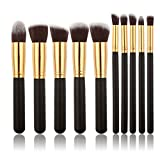 Dealzip Inc® Quality Synthetic Professional Makeup Brush Set - Best Reviews Guide
