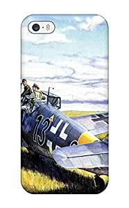 Dixie Delling Meier's Shop durable Protection Case Cover For Iphone 5/5s(aircraft)