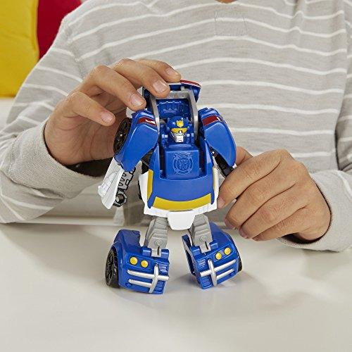 Transformers Rescue Bots Griffin Rock Rescue Team Action Figure