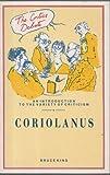 Coriolanus, King, Bruce, 0391036440
