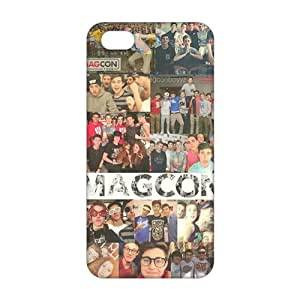 Zheng caseZheng caseCool-benz Magcon people gather picture 3D Phone Case for iPhone 4/4s