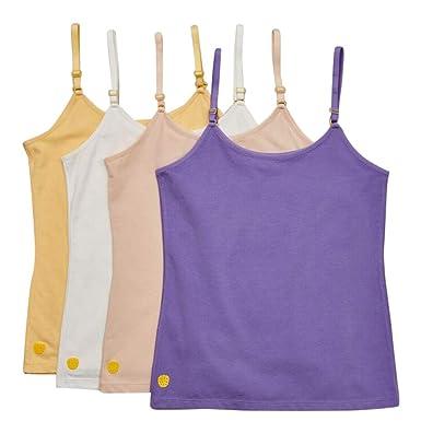 e728e8cebb1 Amazon.com  Yellowberry Pearl Camisole - Best Layering