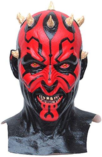 Darth Maul Masks Star Halloween product image