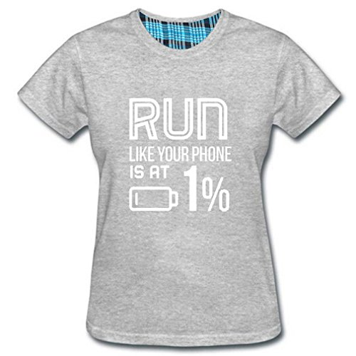 aolankaili-womens-i-thought-they-said-rum-t-shirt-gray-small