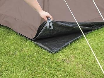 Outwell - Lona de suelo para caseta de campaña Tent Montana 6: Amazon.es: Deportes y aire libre