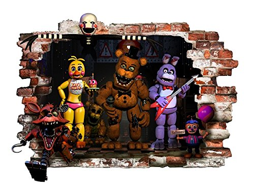 How To Find The Best Fnaf Decor For 2018?