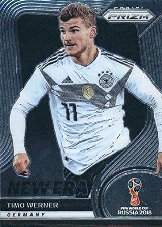 low priced f985c a2c1c Amazon.com: 2018 Panini Prizm World Cup New Era #12 Timo ...