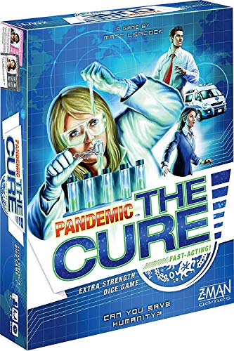 Z-Man Games Pandemic: The Cure (Pandemic Board Game)