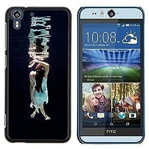 Dragon Case - FOR HTC Desire EYE M910x - you are everthing - Caja protectora de pl??stico duro de la cubierta Dise?¡Ào Slim Fit