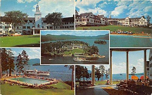 Bolton Landing, New York Postcard by Old Postcards