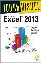 100% visuel Excel 2013