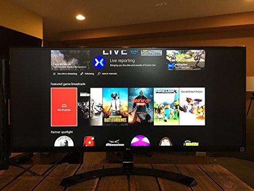 LG 34' UltraWide 21:9 IPS Monitor 34UM61 2560x1080 75Hz